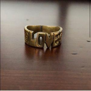Luv AJ Love Ring